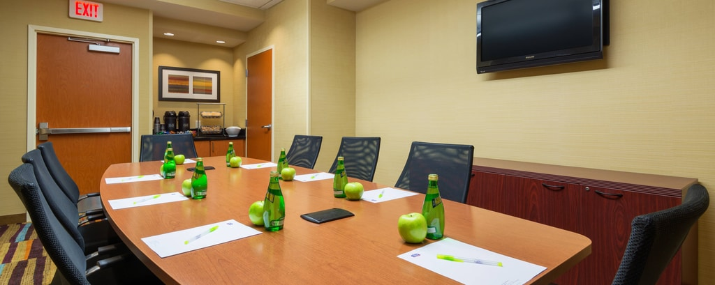 Downtown Louisville Hotel Boardroom