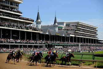 Kentucky Derby Race