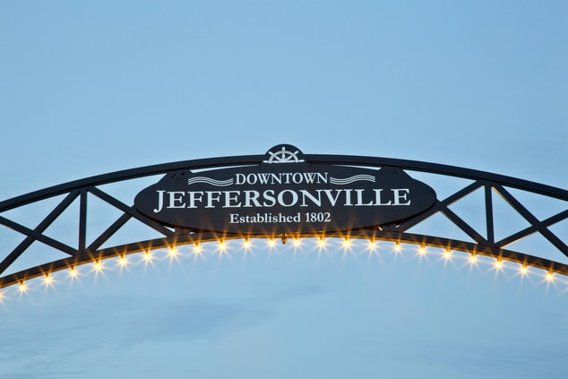 Historic Downtown Jeffersonville