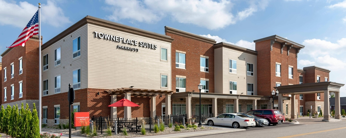 Hotels in Jeffersonville, Indiana | TownePlace Suites