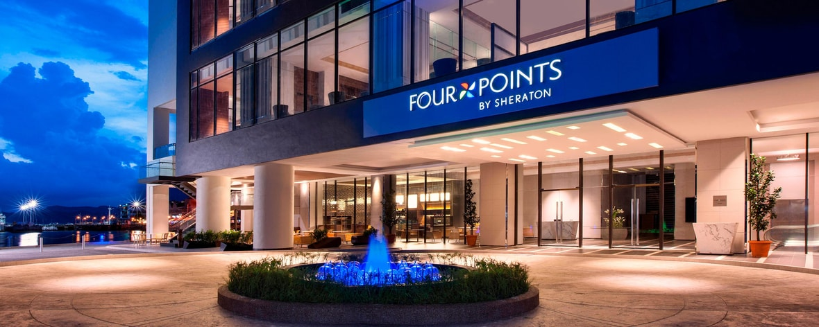 Hotels in Sandakan, Sabah Island - Malaysia | Four Points by