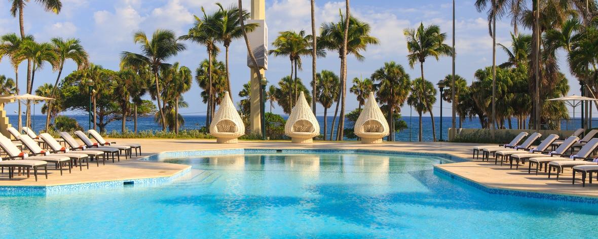Santo Domingo Hotel Pool
