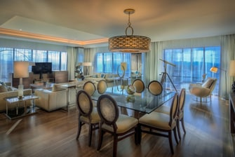 Presidential Suite – Dining Area
