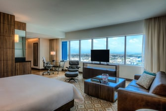 Suite de lujo en Santo Domingo
