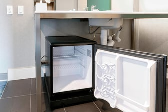 Guest Room Amenities - Mini-Fridge