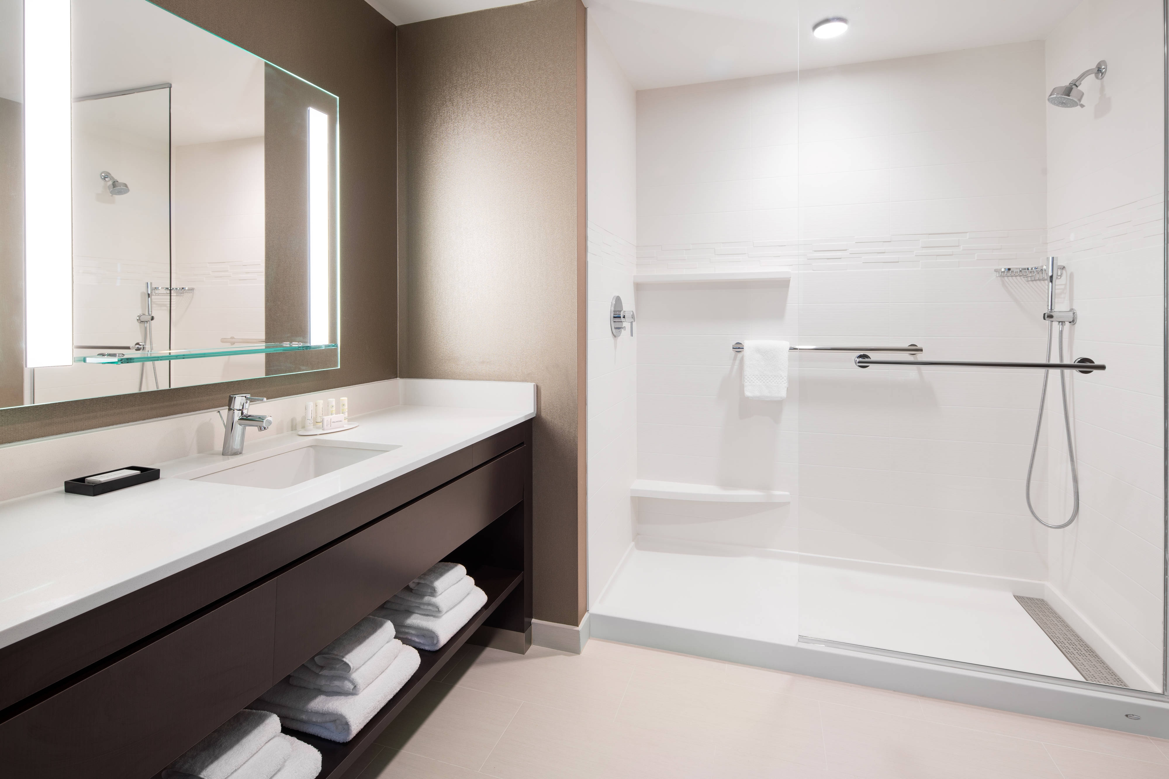 One-Bedroom Suite - Bathroom