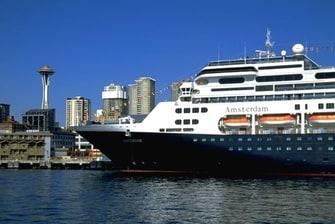 Bell Street Pier Cruise Terminal