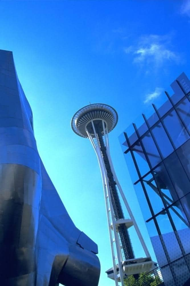 Space Needle - – Seattle Southcenter Marriott