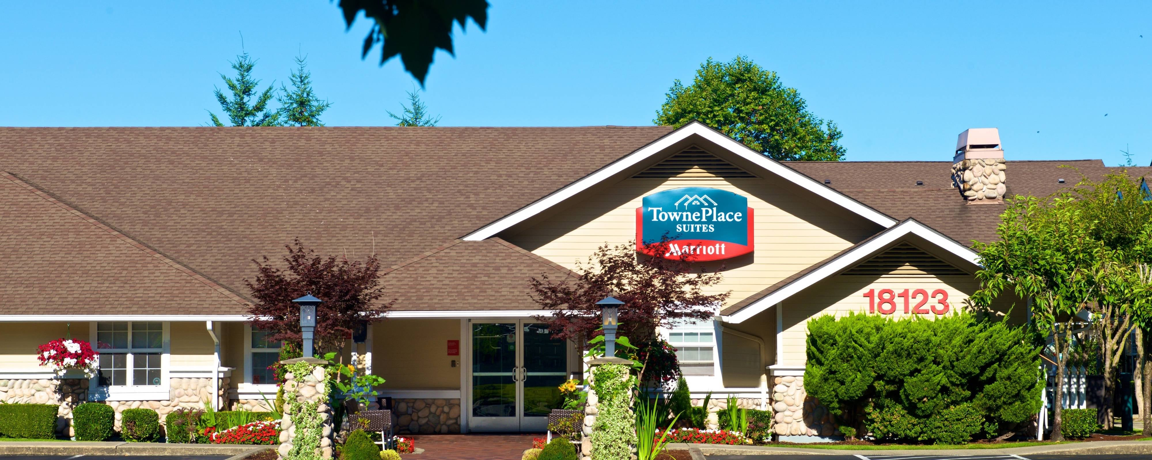 TownePlace Suites hotel near Seattle Renton Tukwila WA