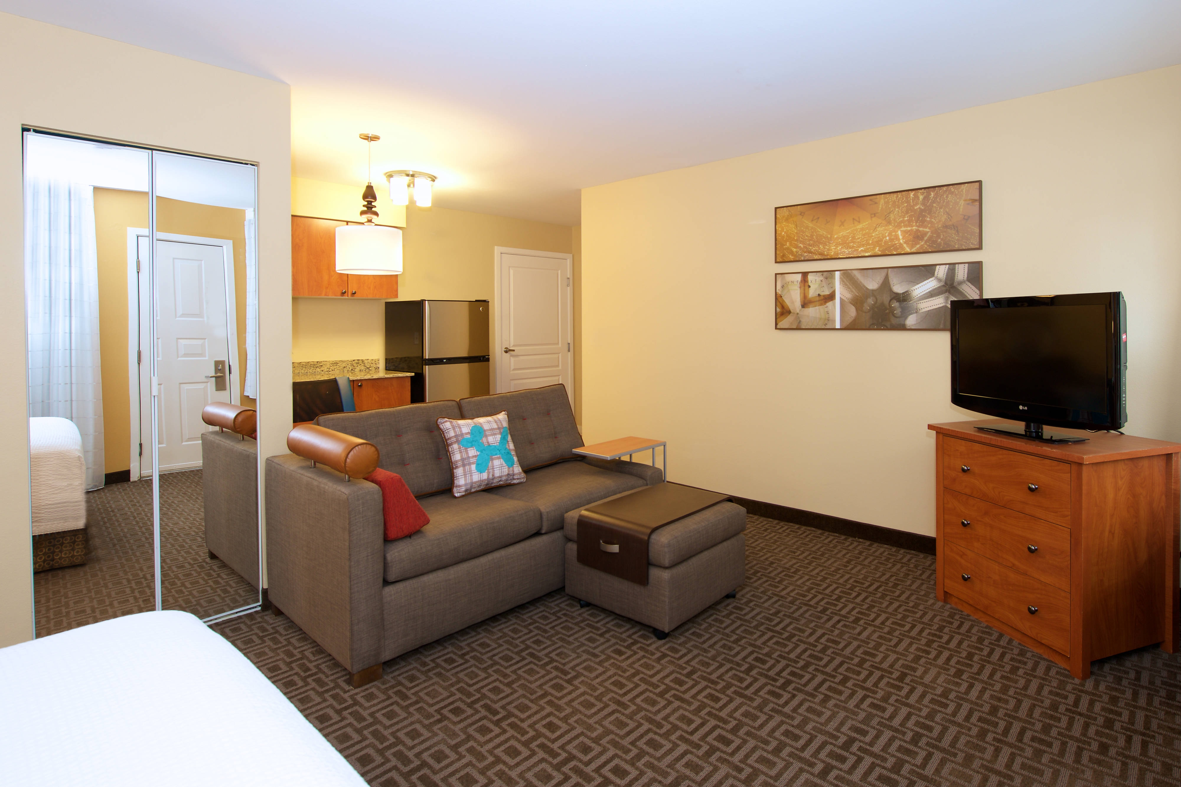 Studio Suite Marriott TownePlace Suites Kent