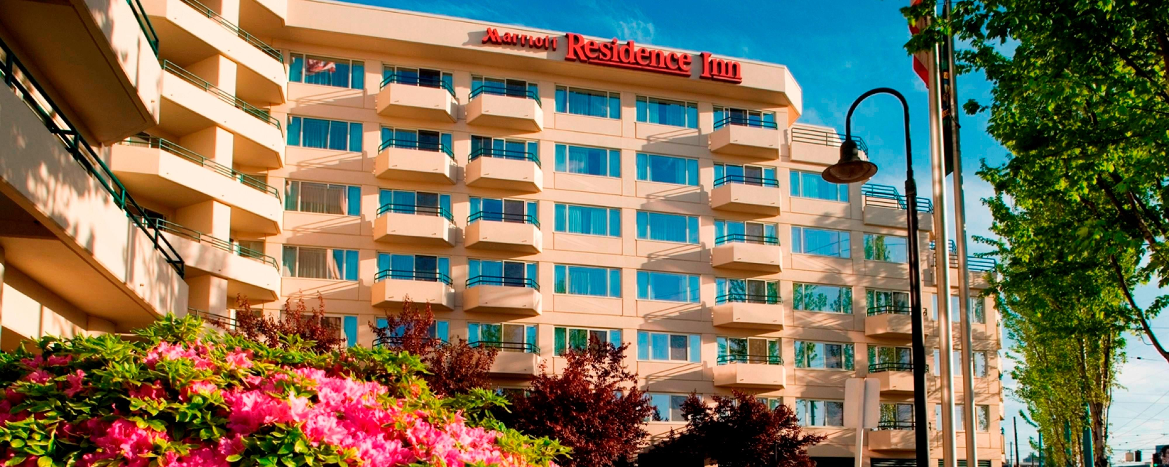 Exterior – Seattle Residence Inn