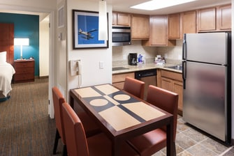 Residence Inn hotel suites Seattle