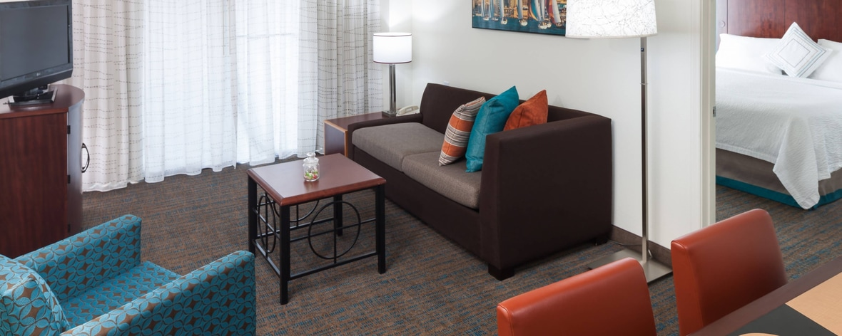downtown Seattle WA hotel suites