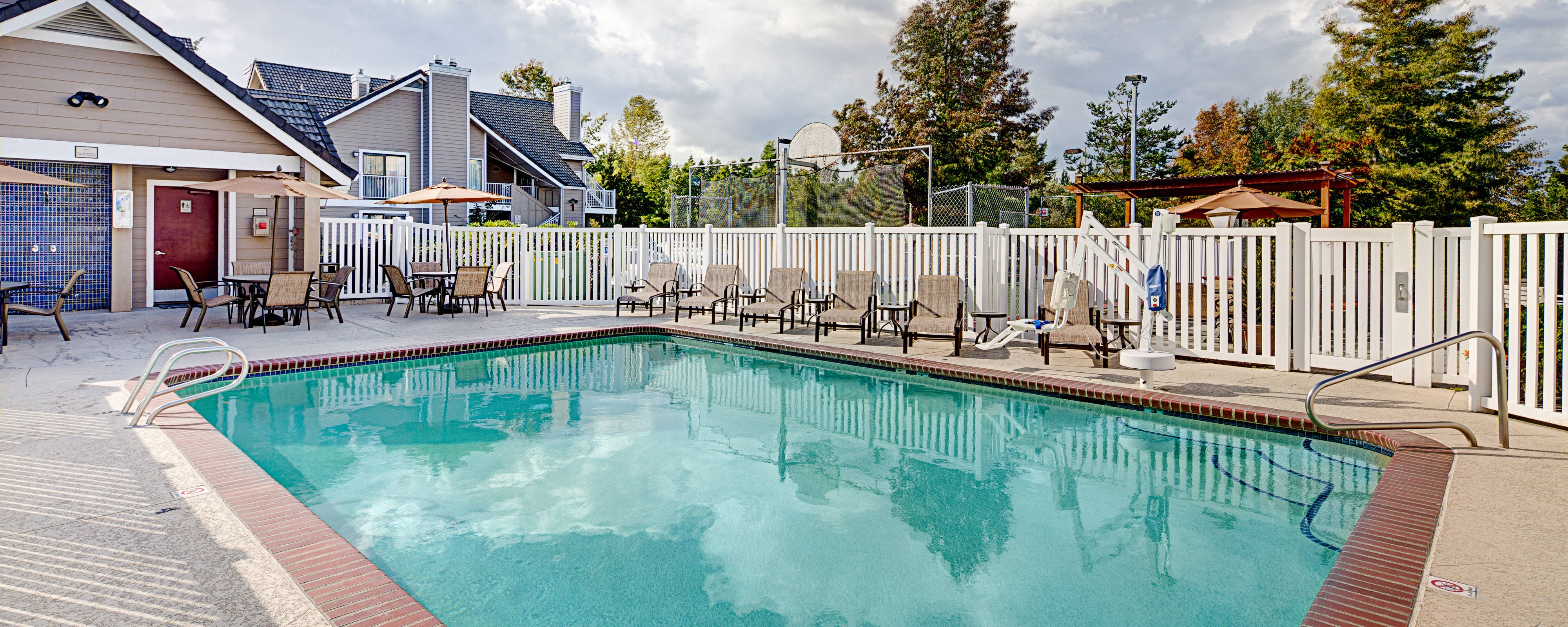 Residence Inn Seattle North/Lynnwood Everett - Outdoor Pool