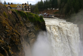 Hotel Near Snoqualmie Falls