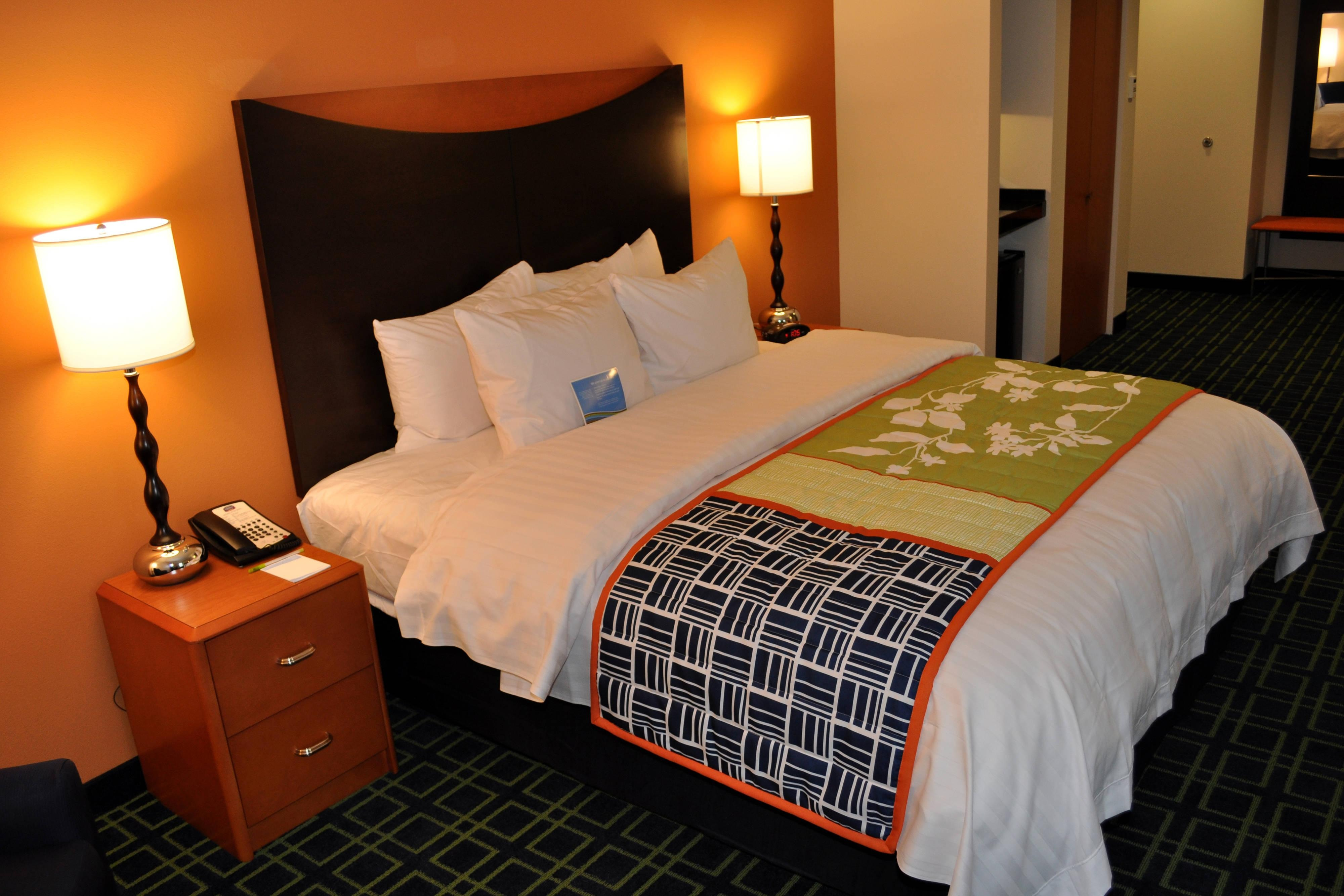 Whirlpool King Guest Room