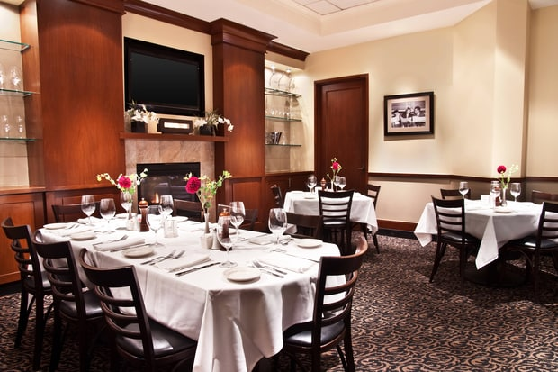 Daily Grill Restaurant - Private Dining Room