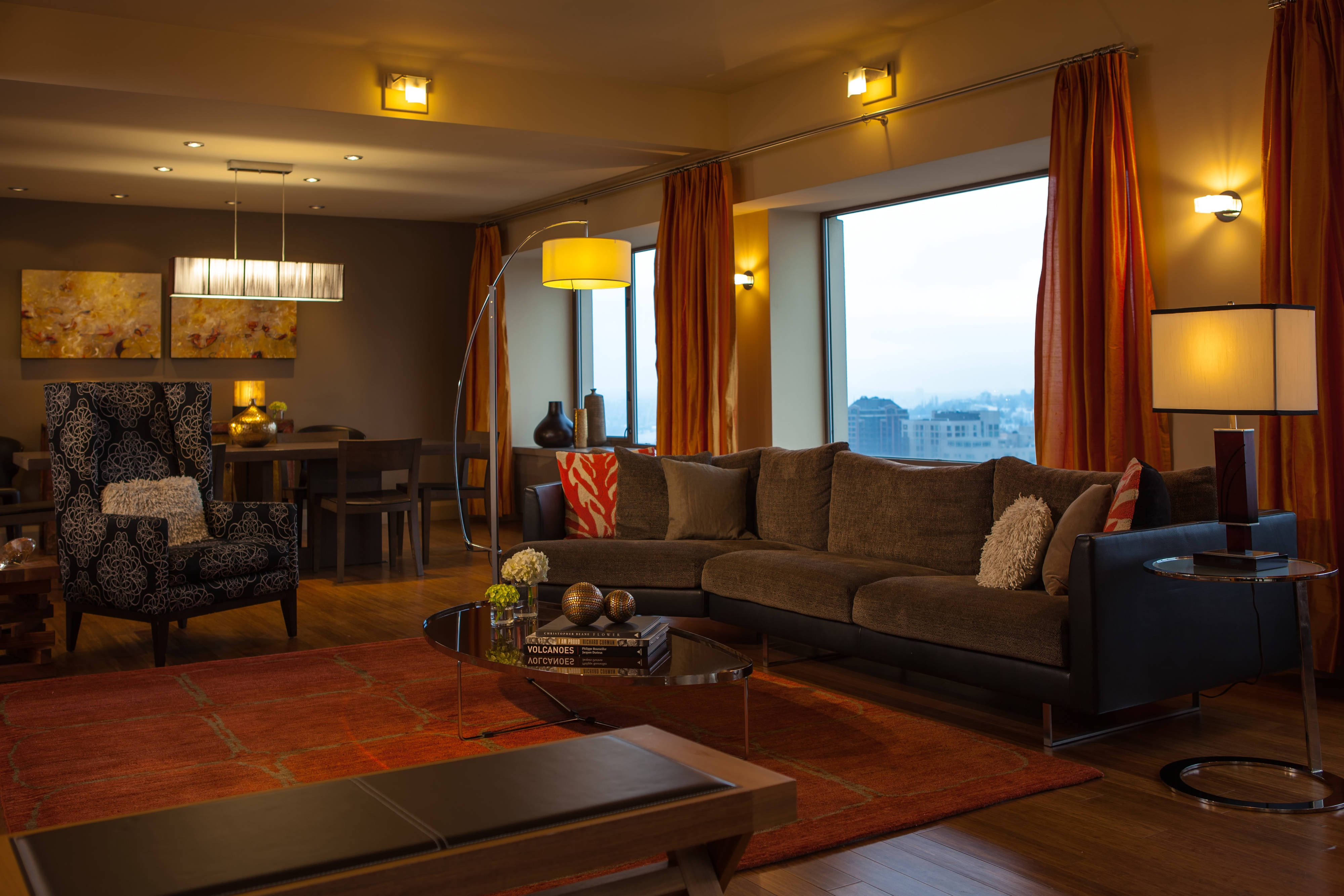 Presidential Suite – Living Area