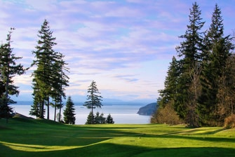 Harbour Pointe Golf Course-Mukilteo TownePlace Suites
