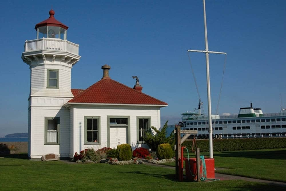 Mukilteo Lighthouse – Seattle TownePlace Suites