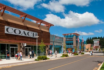 Seattle Premium Outlets-TownePlace Suites Mukilteo