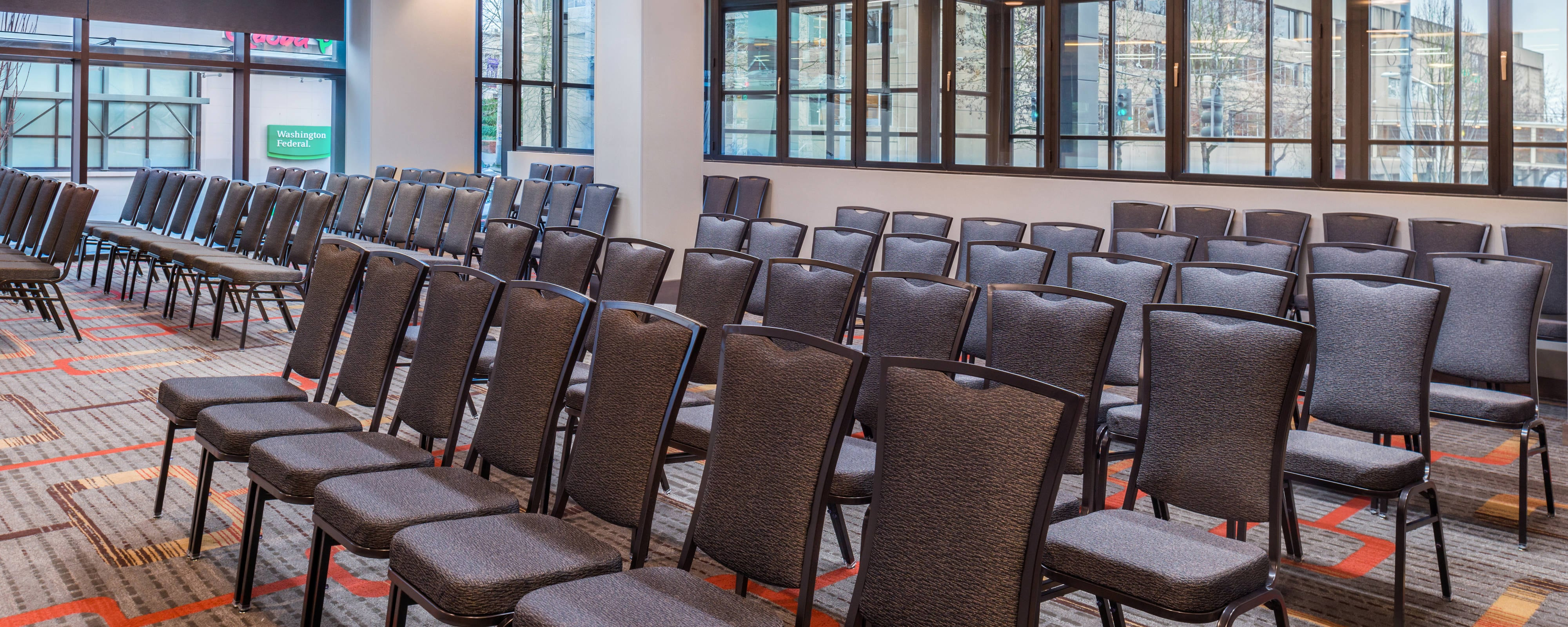 Restaurants With Meeting Rooms In Seattle
