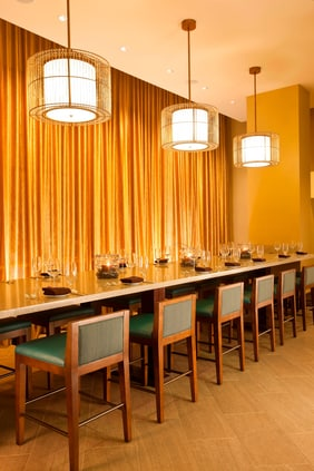 Aquaterra Private Dining Room
