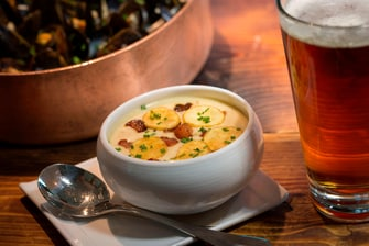 Award-Winning Clam Chowder