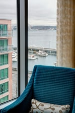 Bay View from Guest Room