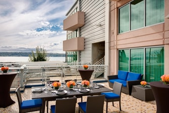 Red Willow Conference Suite - Outdoor Patio
