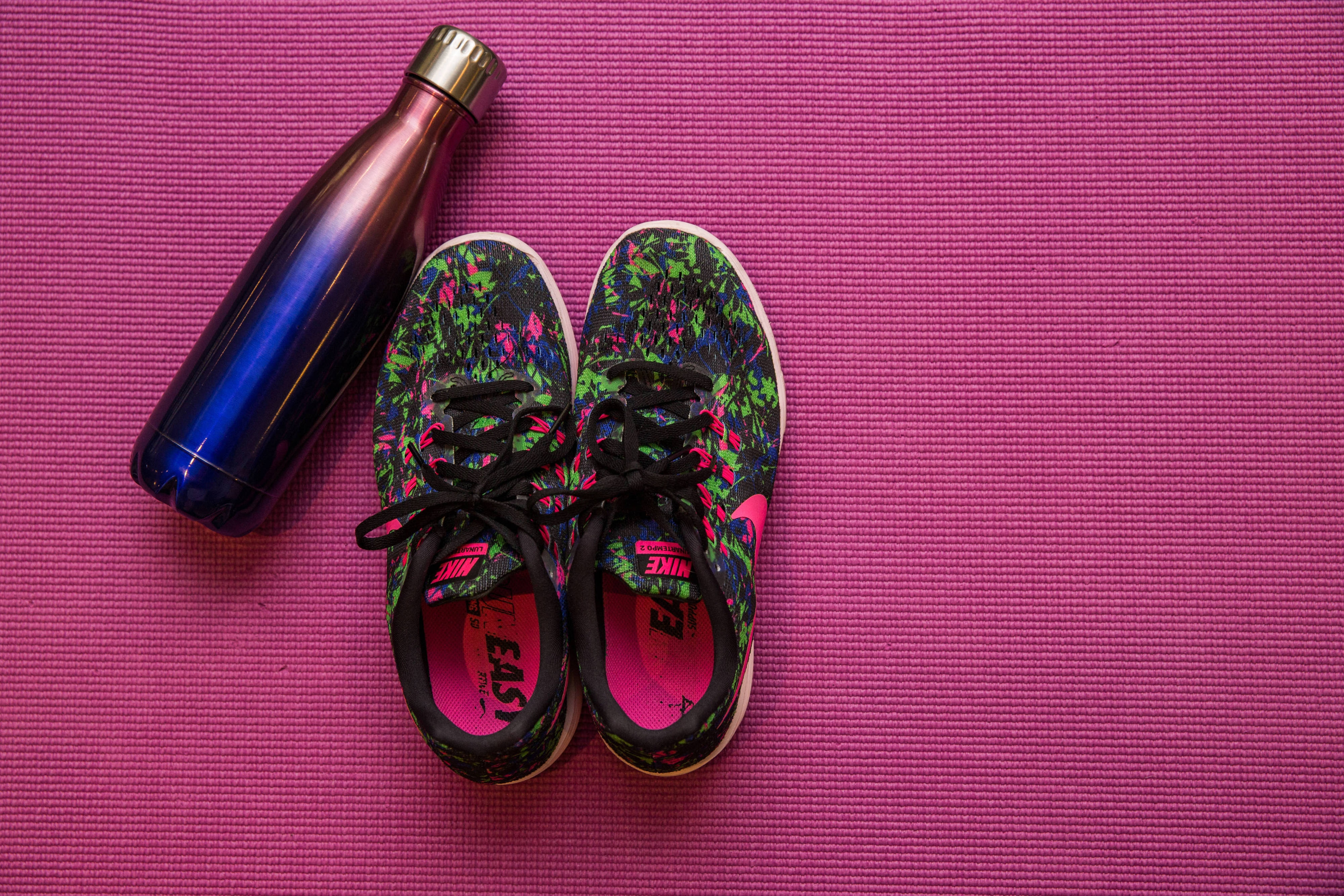 FUEL Yoga Mat and Gear