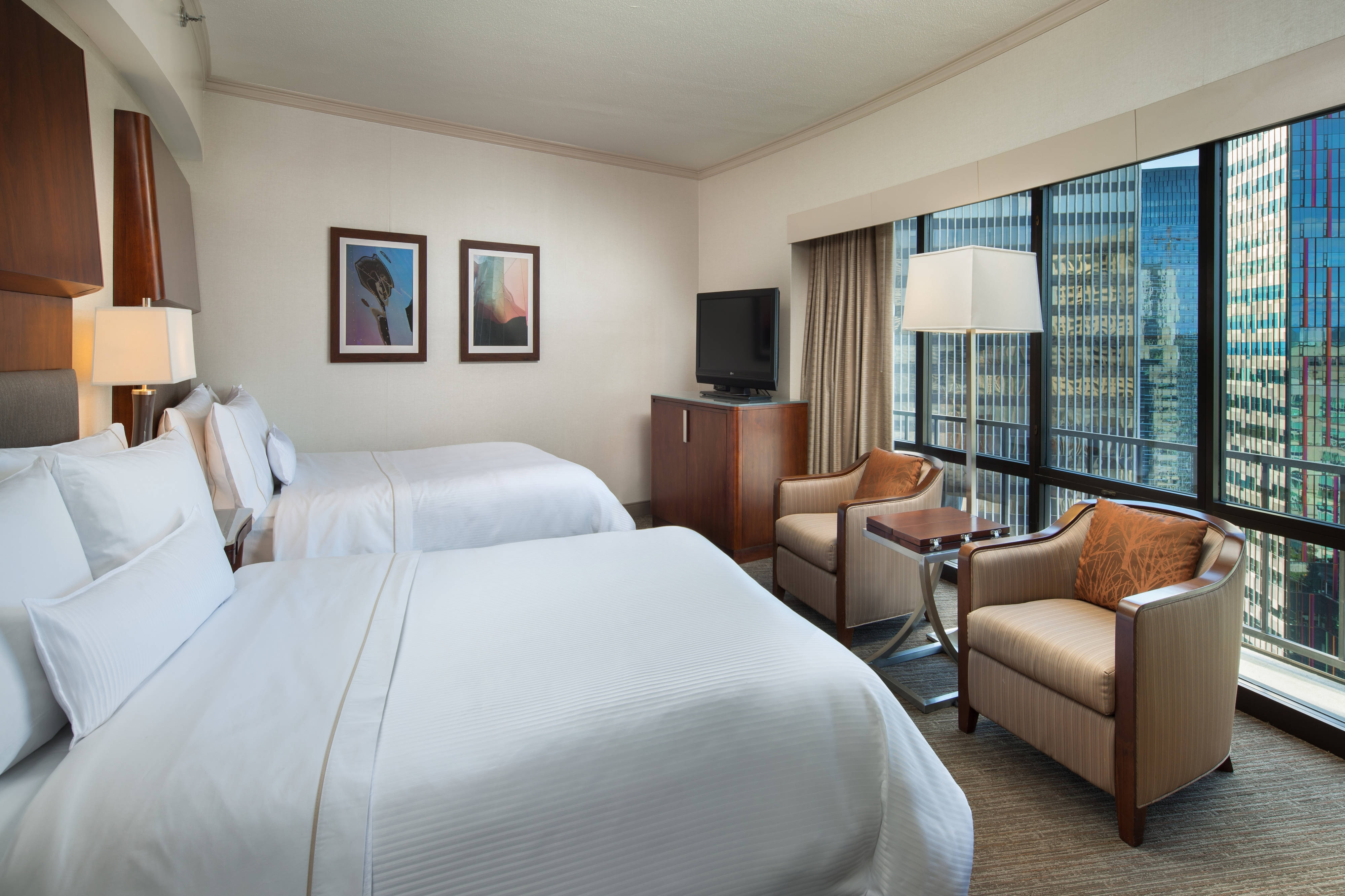 Accommodation Seattle Downtown Hotel Rooms The Westin Seattle