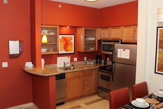 Residence Inn Sebring Kitchen