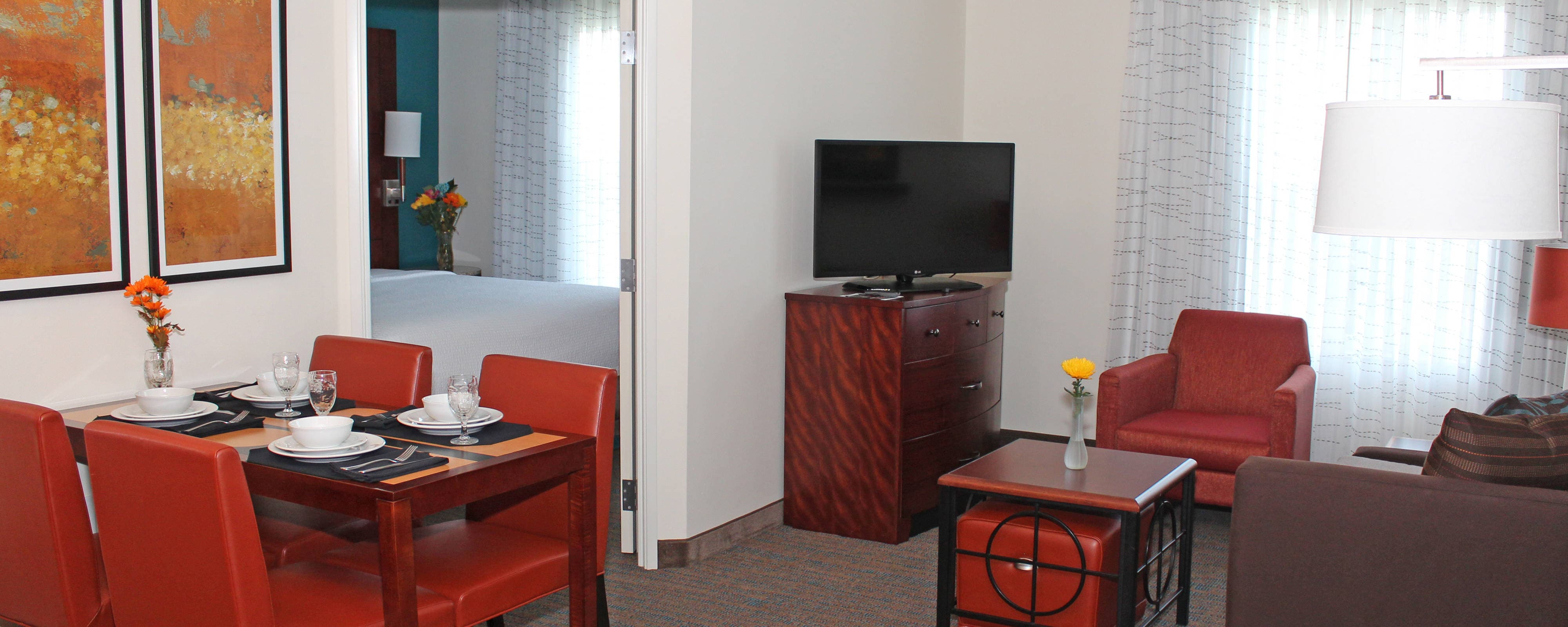 Residence Inn Sebring Two-Bedroom Suite