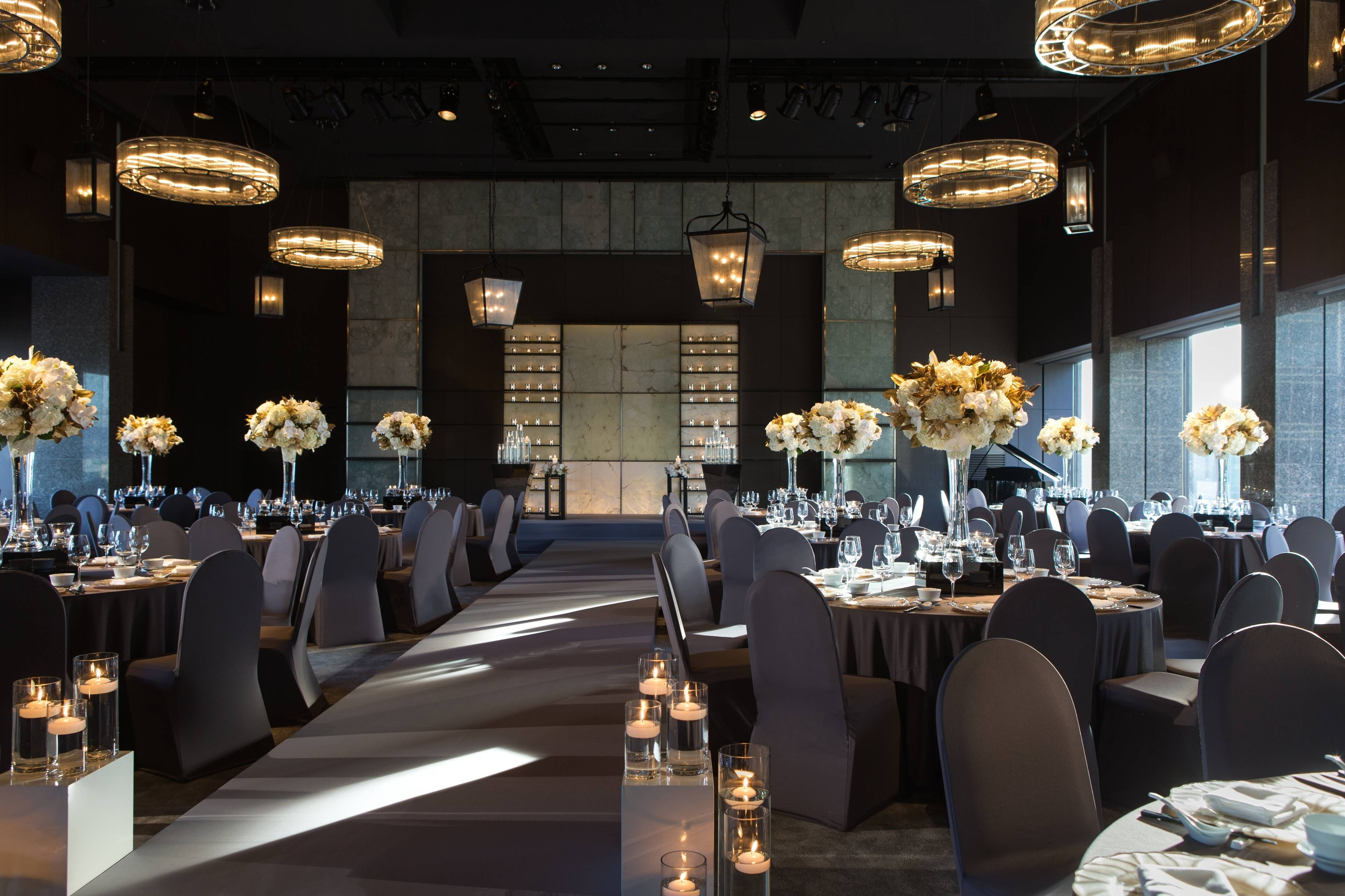 Diamond Ballroom Wedding Reception