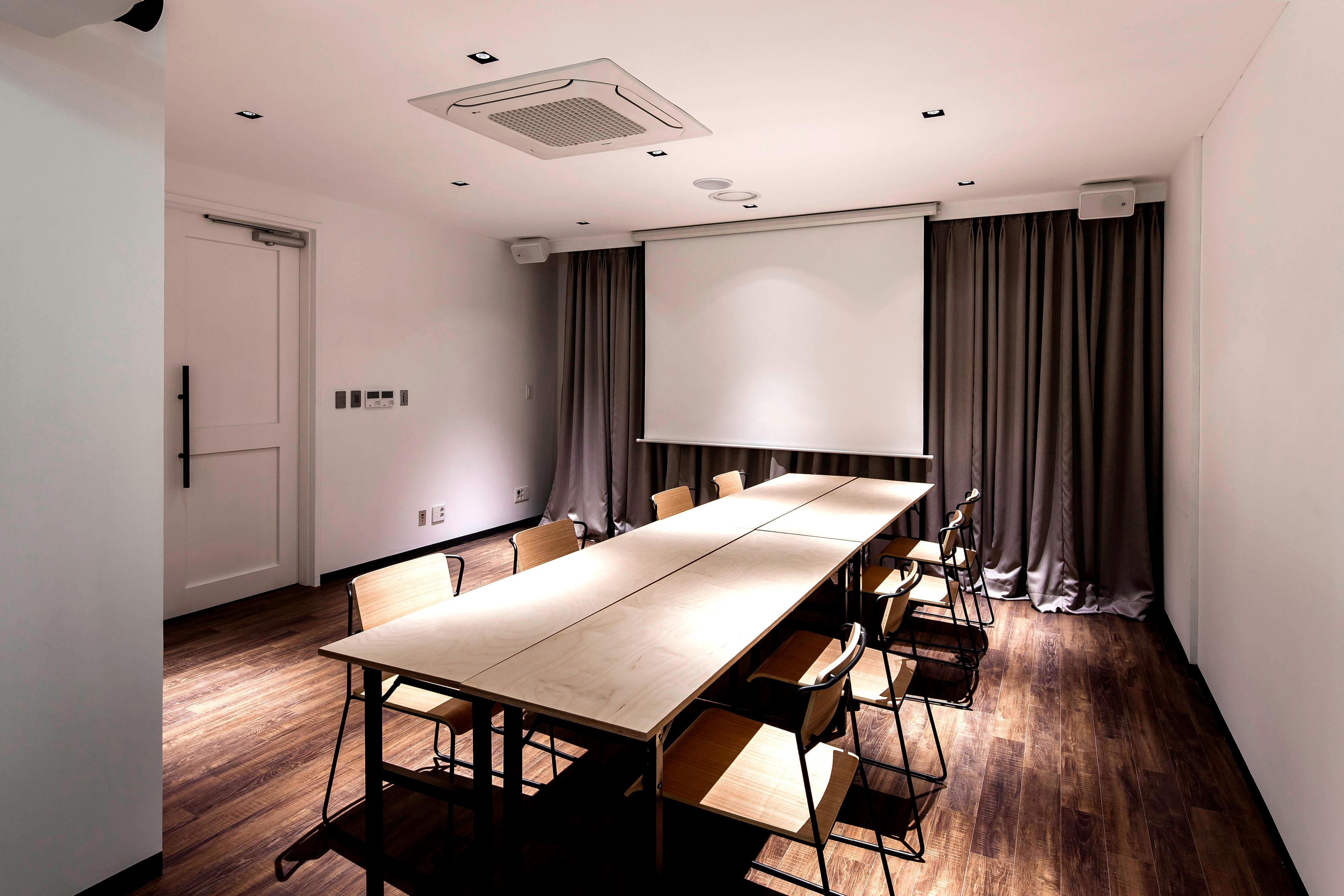 Live Studio conference Room
