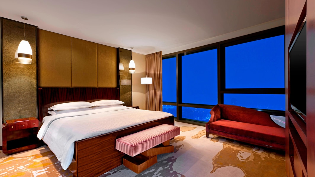 Suite Presidential - Camera da letto