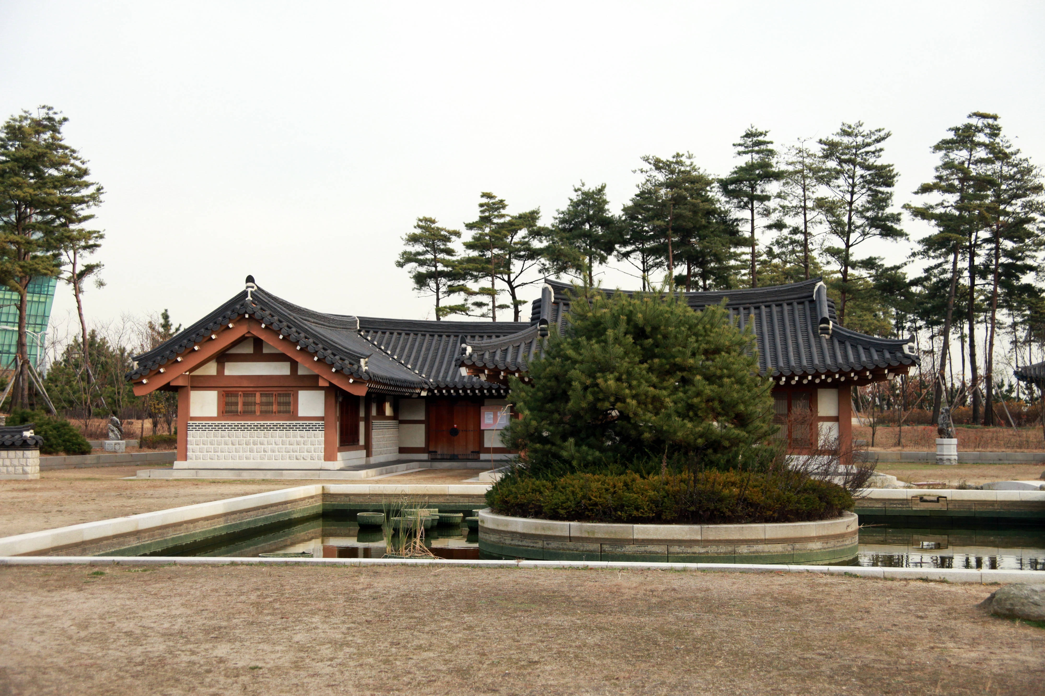 Meet You All Park - Traditional House