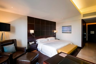 King Club Deluxe Room