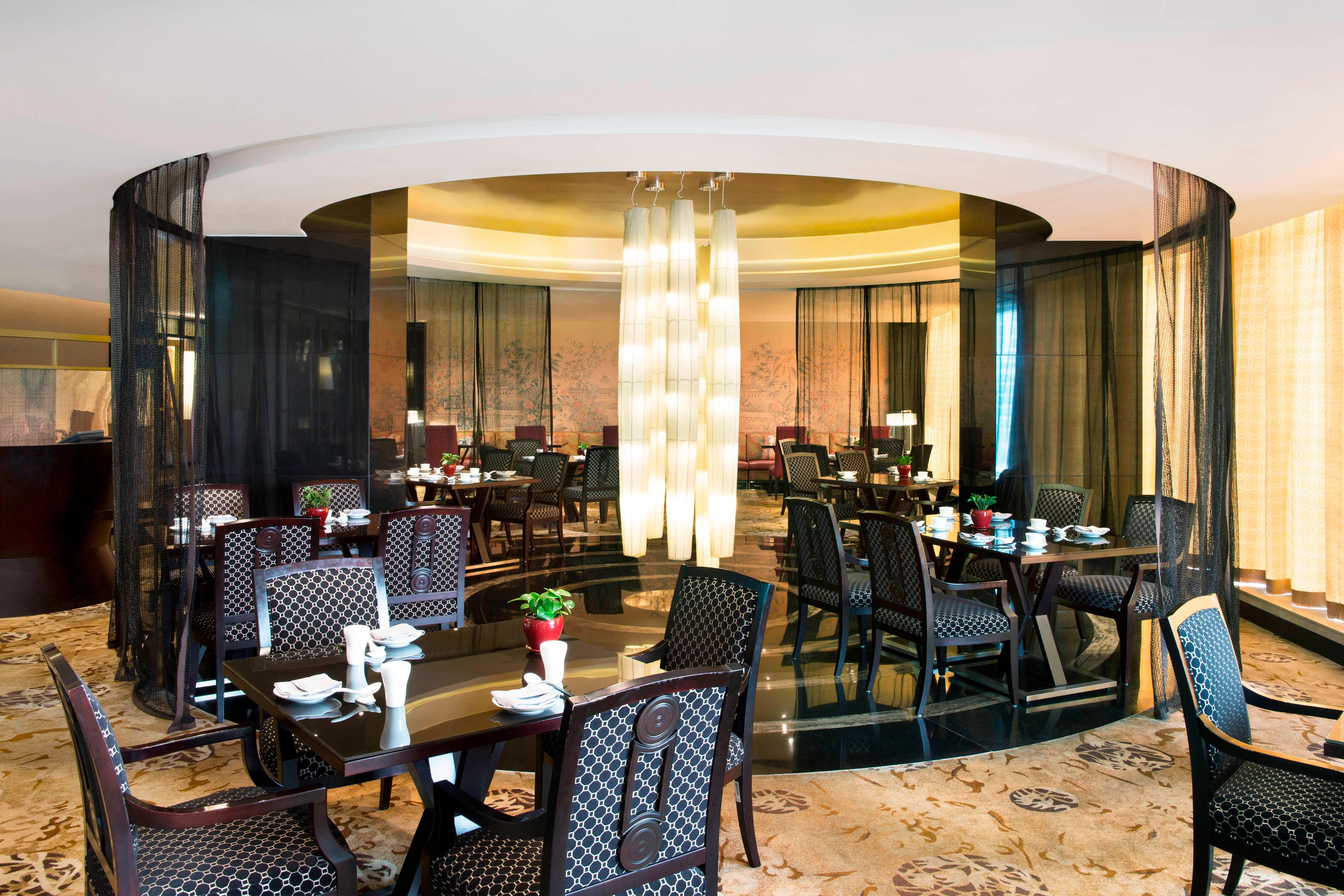 Yue - Dining Area