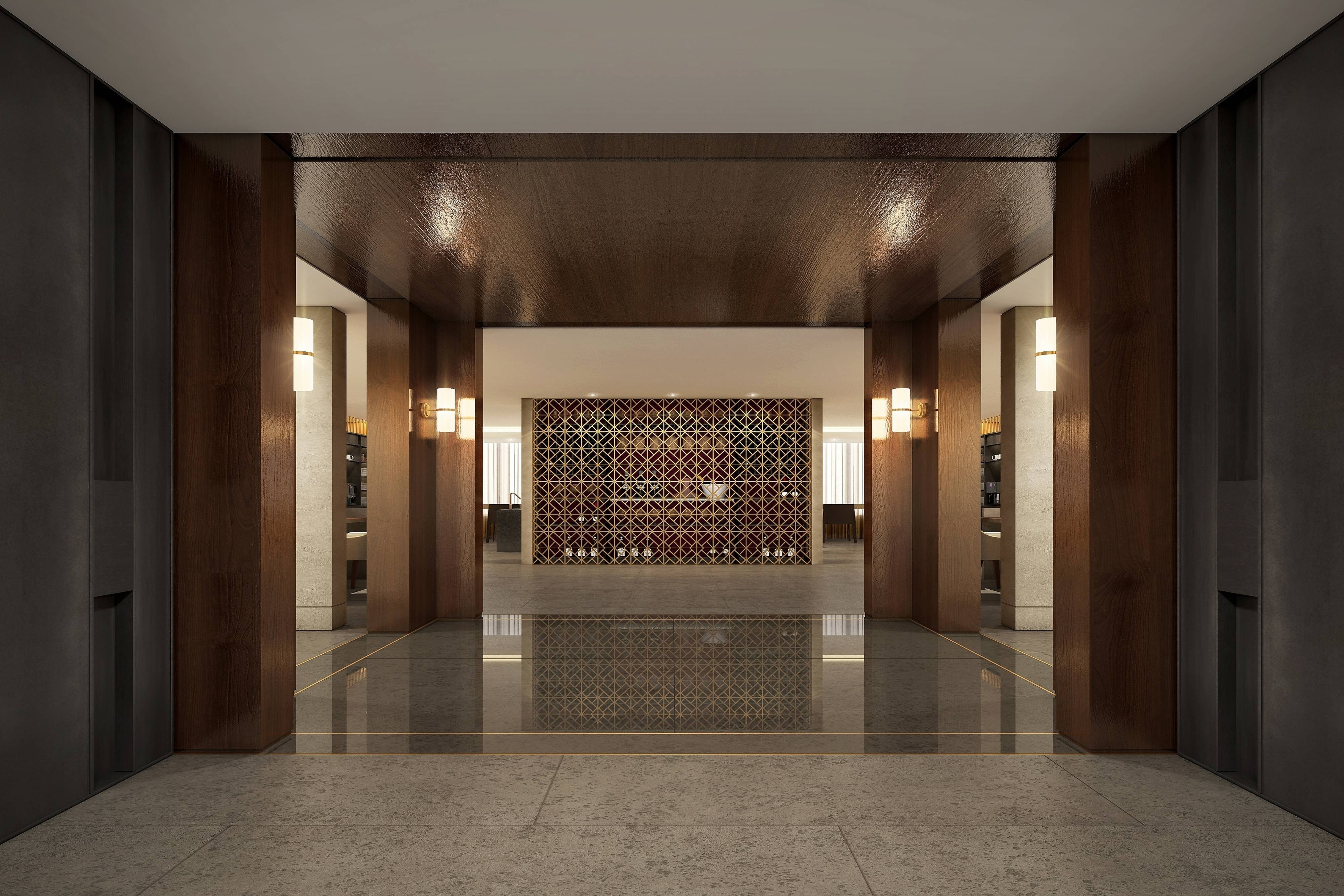 Executive Lounge - Entrance
