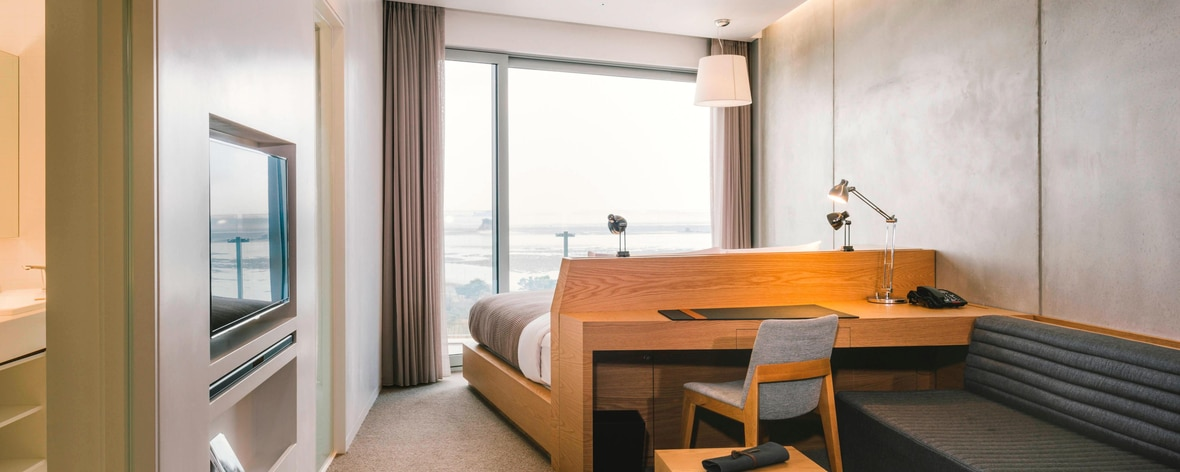Nest hotel a member of design hotels incheon spg for Member of design hotels