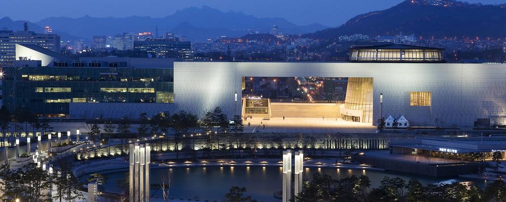 Museo Nacional de Corea (Foto de la Organización Turística de Corea)