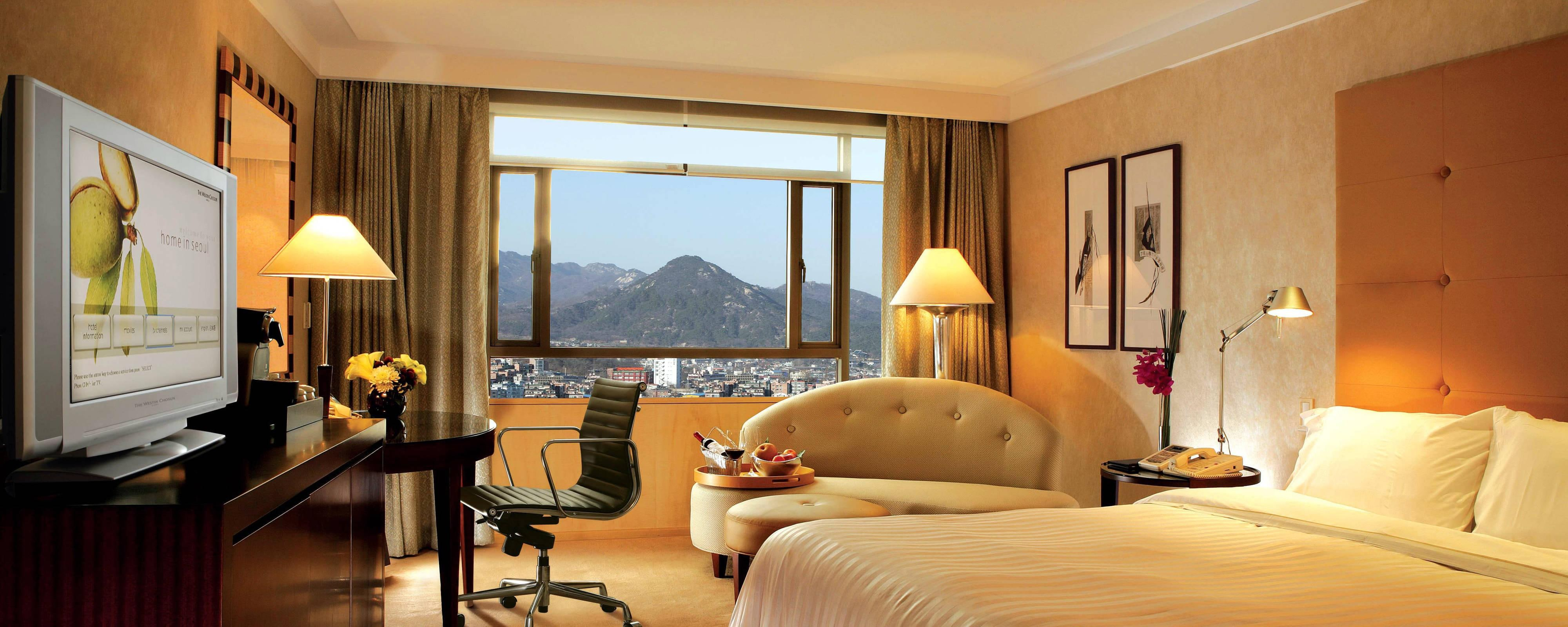City View Business Deluxe Room