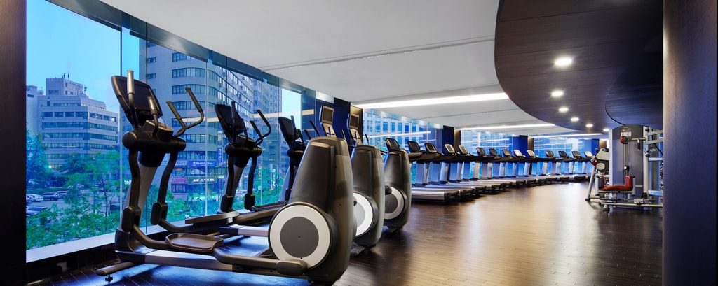 Centro fitness - Palestra