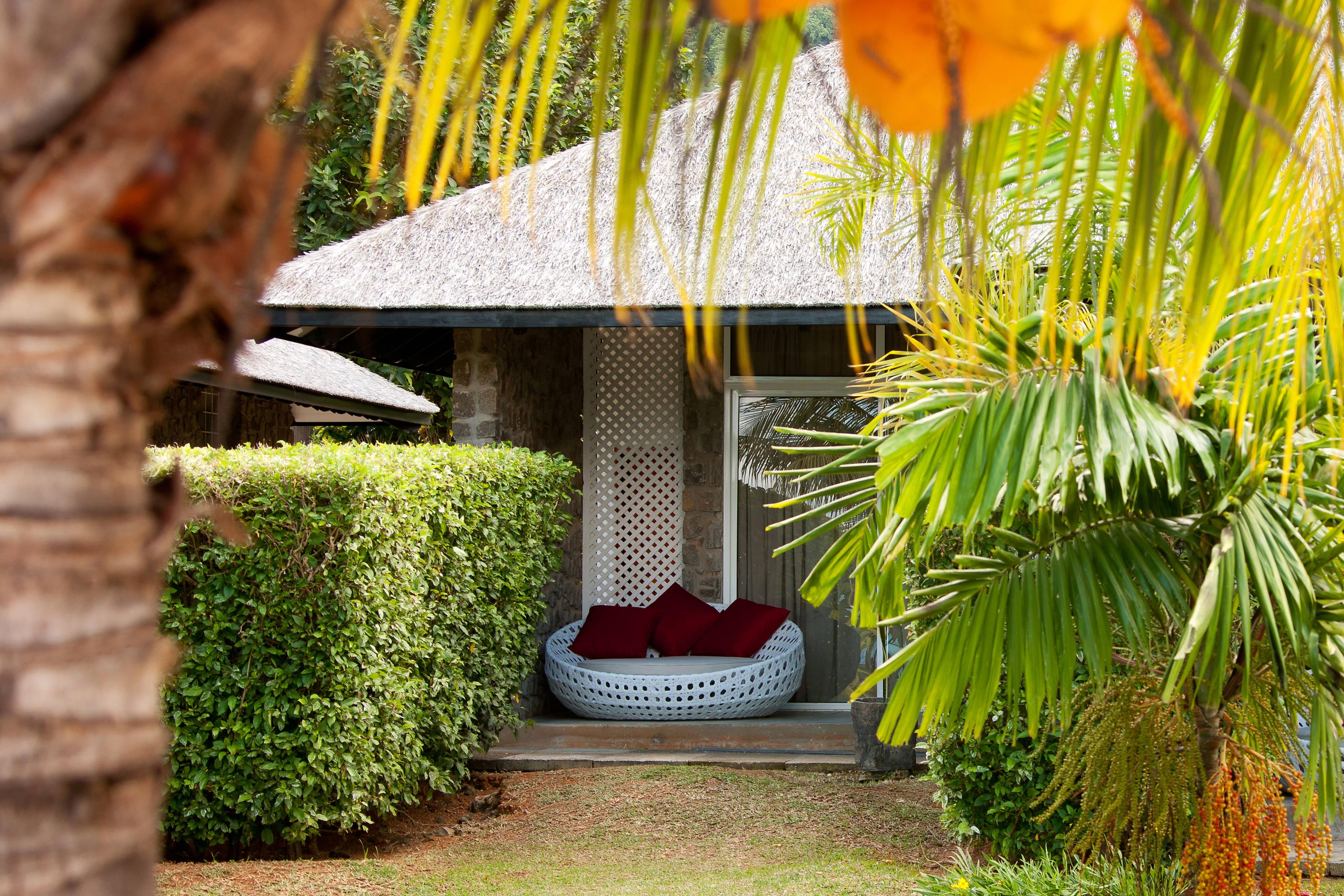 Executive Ocean View Suite - Terrace