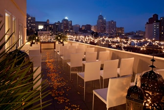 San Francisco weddings at Hotel Adagio
