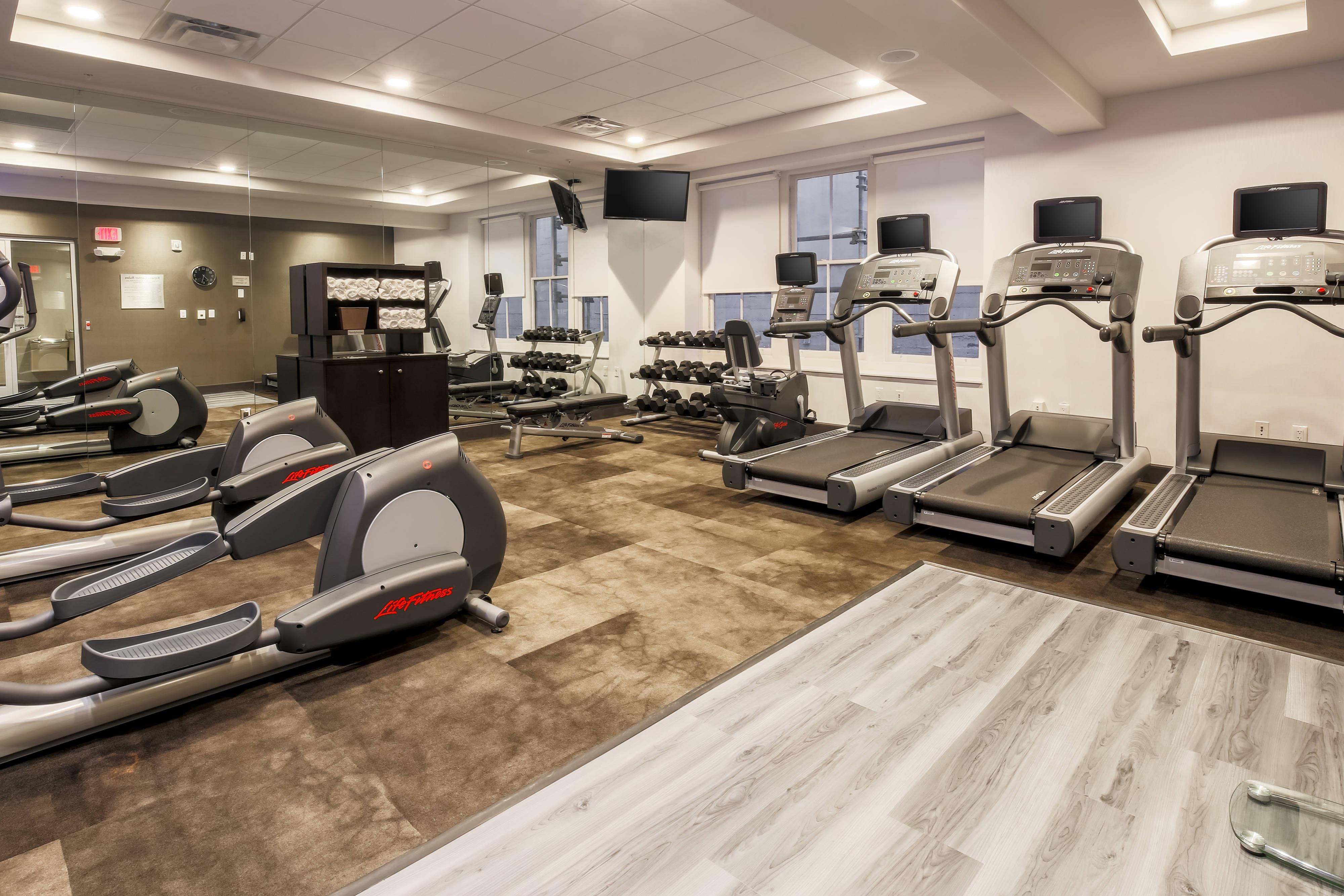 San Francisco Hotel Gym