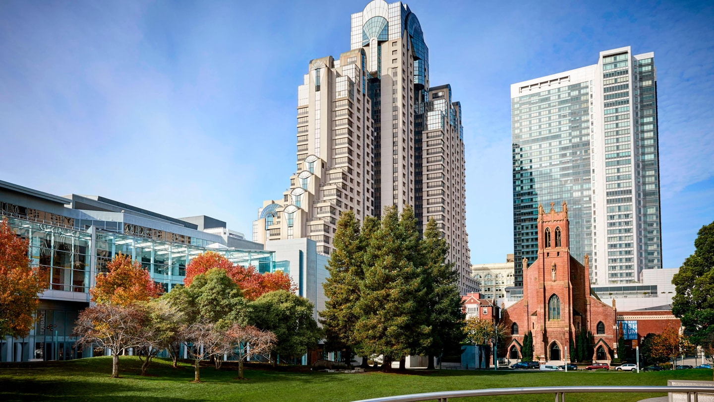 Top Hotels in Downtown San Francisco - San Francisco, California ...