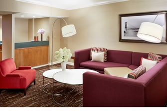 Hospitality Suite – Living Area